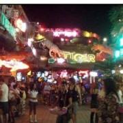 Tiger bars Patong