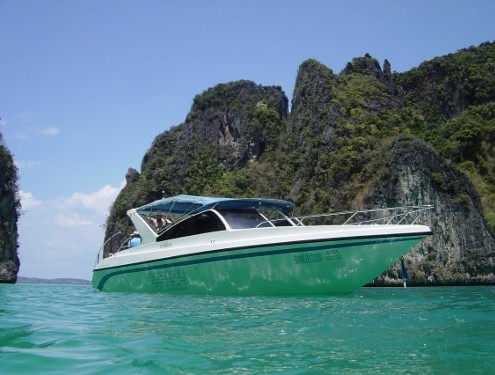 offspray speedboat charter phuket