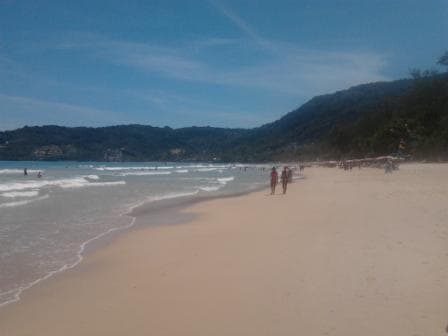 patong beach july