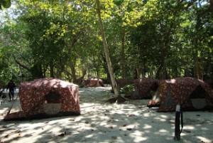 similan islands camping