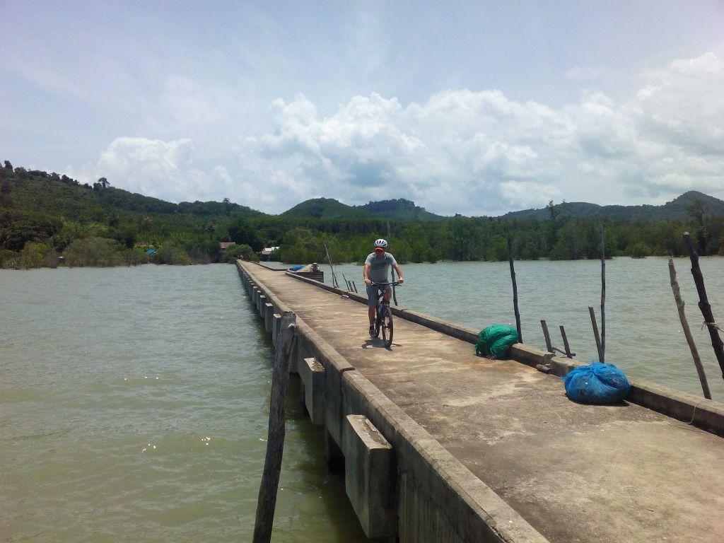 koh yao noi moutain bike