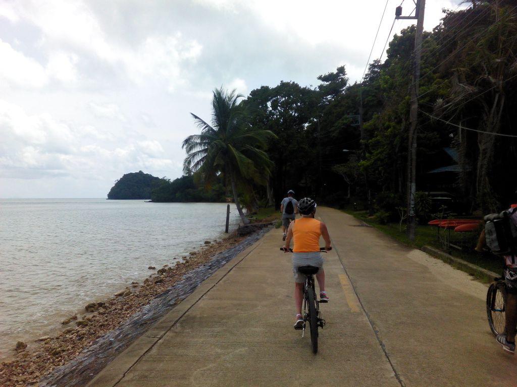 koh yao noi by moutain bike tour