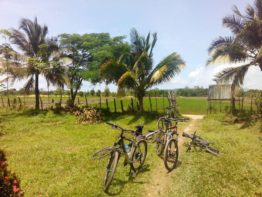 koh yao noi by moutain bike
