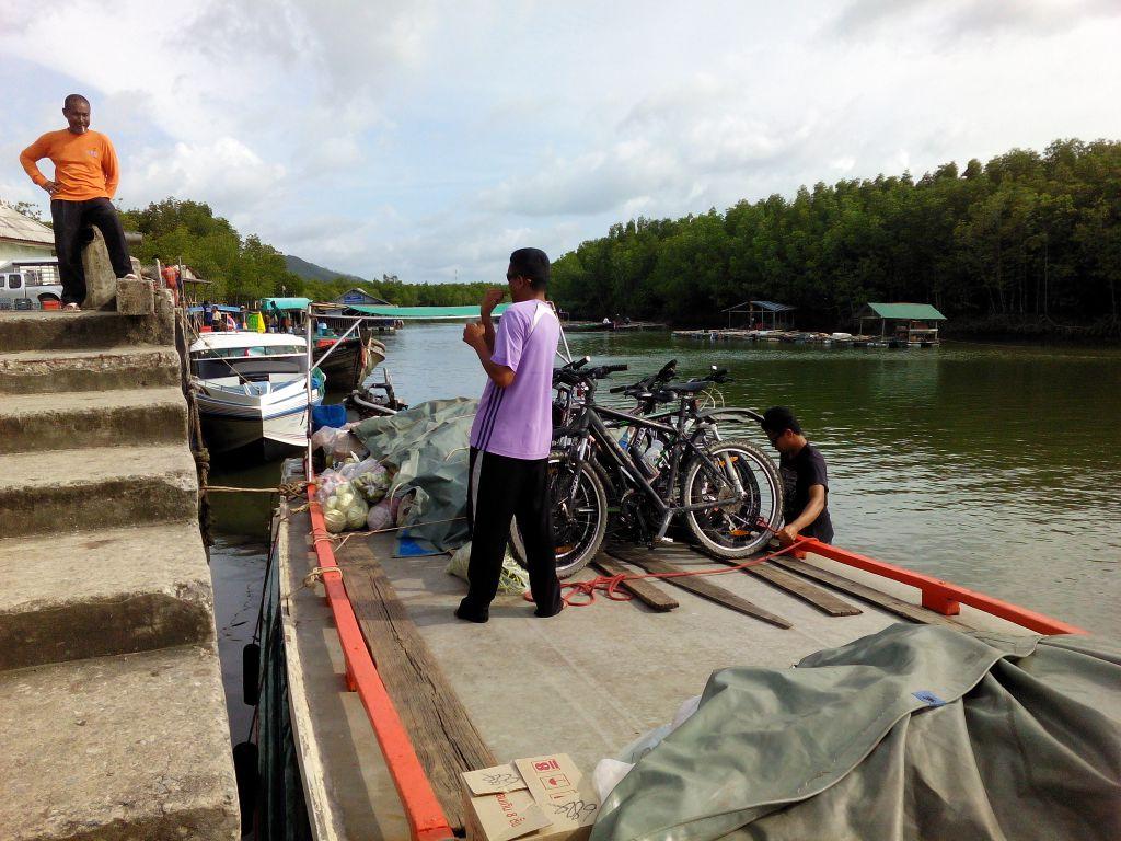 koh yao moutain bike day trip