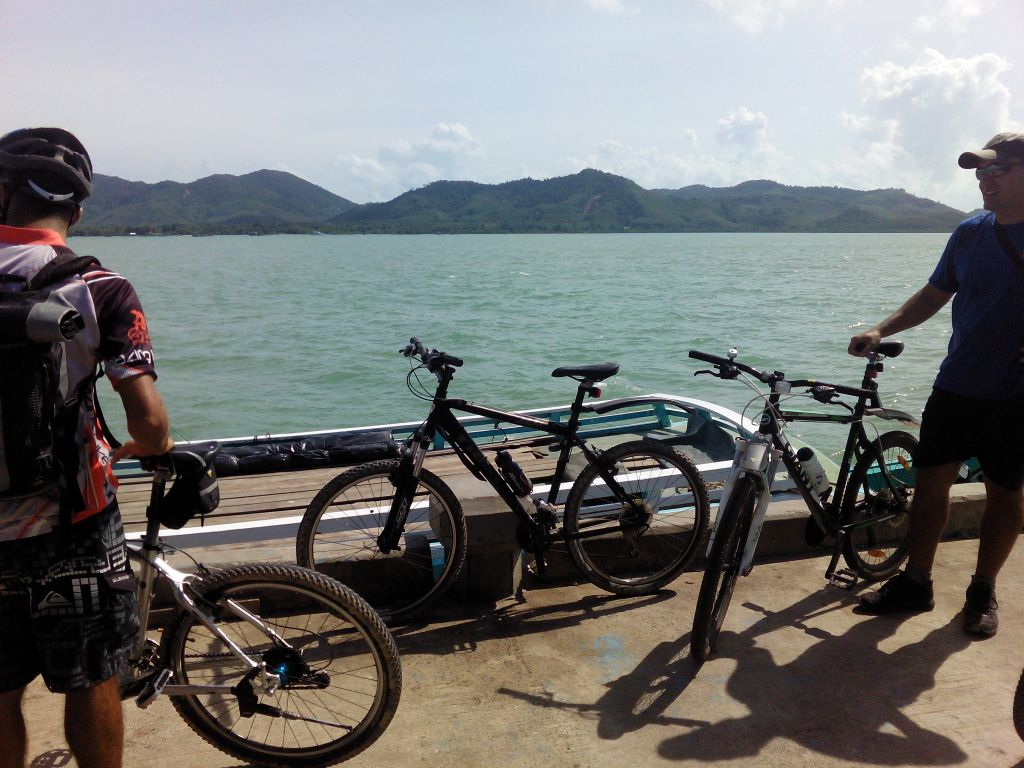 koh yao noi moutain bike tour