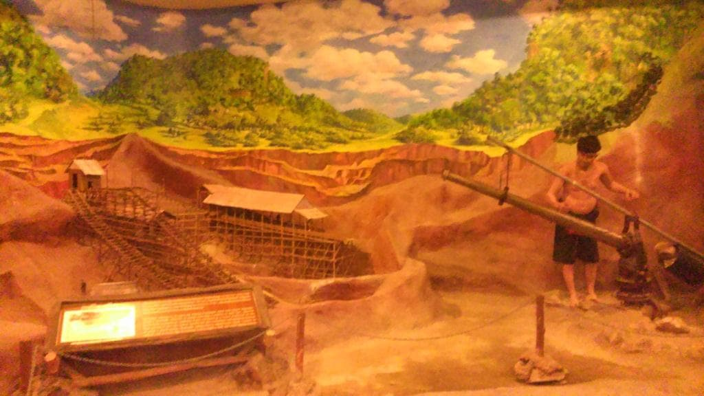 Phuket Tim Mining Museum