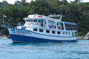 Dolphin Queen Similan Diving