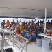 Pawara divers