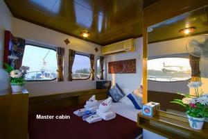Pawara master cabin