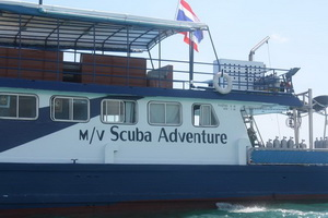 MV Scuba Adventure