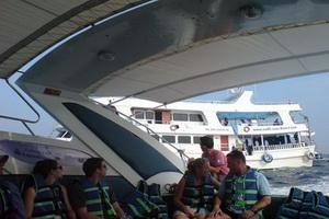 South Siam speedboat