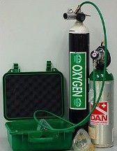 DAN Emergency Oxygen Provider course Phuket