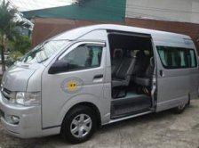 Phuket airport transfer minibus