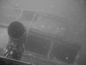 Beacon Reef. Atlantis X Wreck