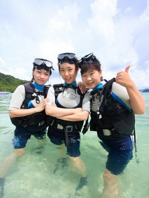 Discover Scuba Phuket