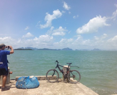Koh Yao mountain bike tour