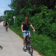 Krabi mountain bike tour