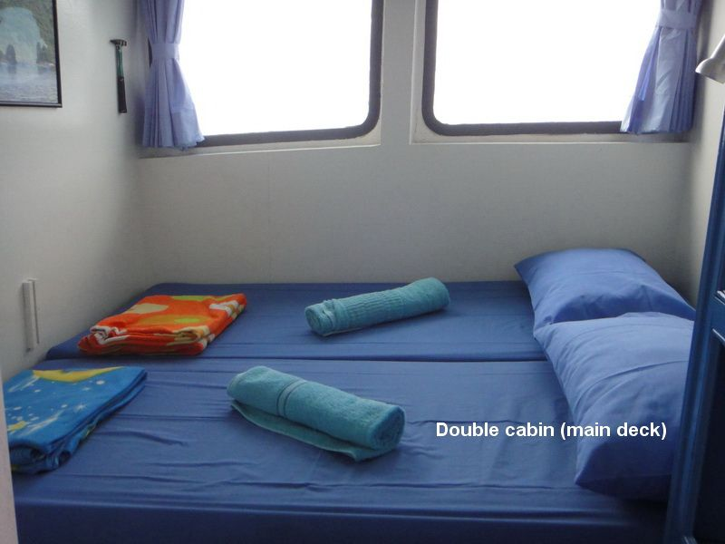 Oktavia double cabin