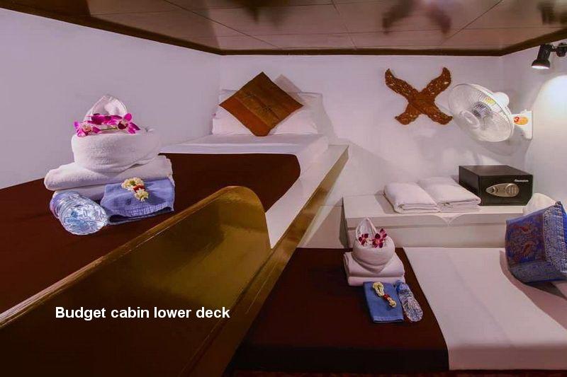 Pawara budget cabin