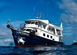 Peter Pan liveaboard