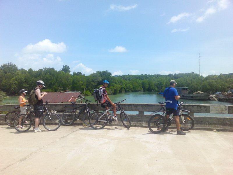 Phuket Mountain Biking Koh Yao Noi tour