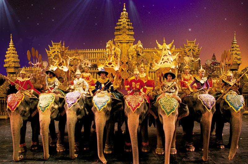 Phuket shows Fantasea