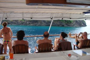 Private Dive Boat Charter