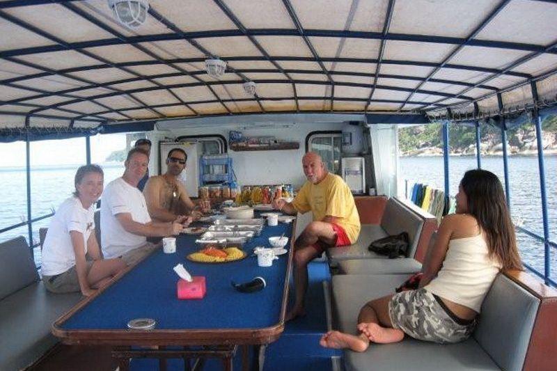 Scuba Adventure cheap Phuket liveaboard