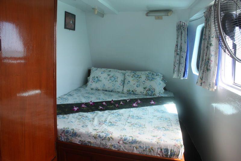 Scuba Adventure double cabin