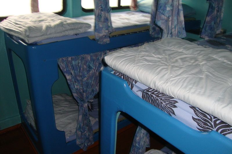 Similan Explorer 4 share cabin