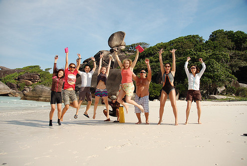 Donald Duck Bay Similan Islands number 8