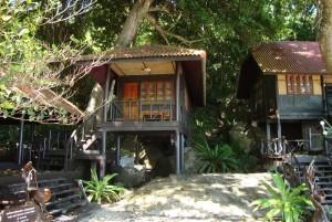 Similan Islands accommodation
