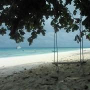 Koh tachai beach