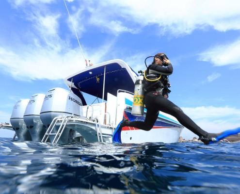 Similan diving speedboat Khao Lak