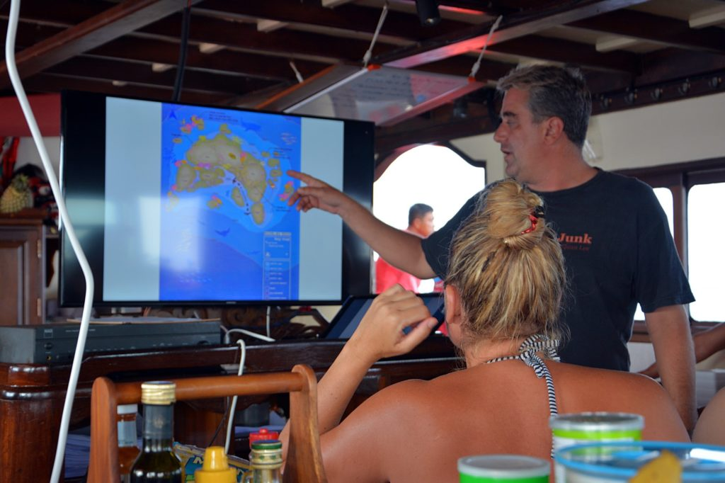 The Junk liveaboard review