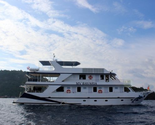 MV Bavaria liveaboard