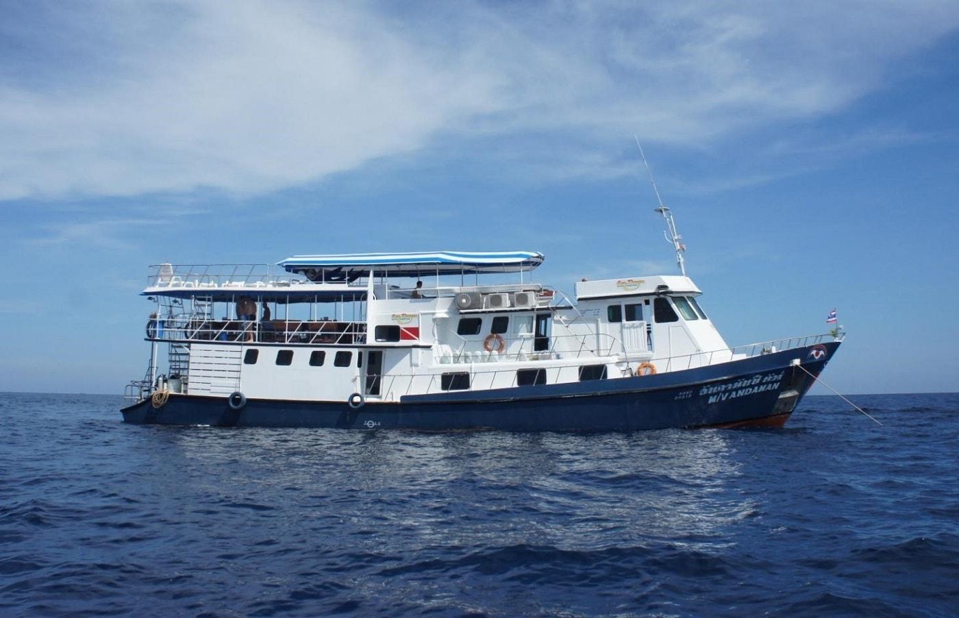 MV Andaman