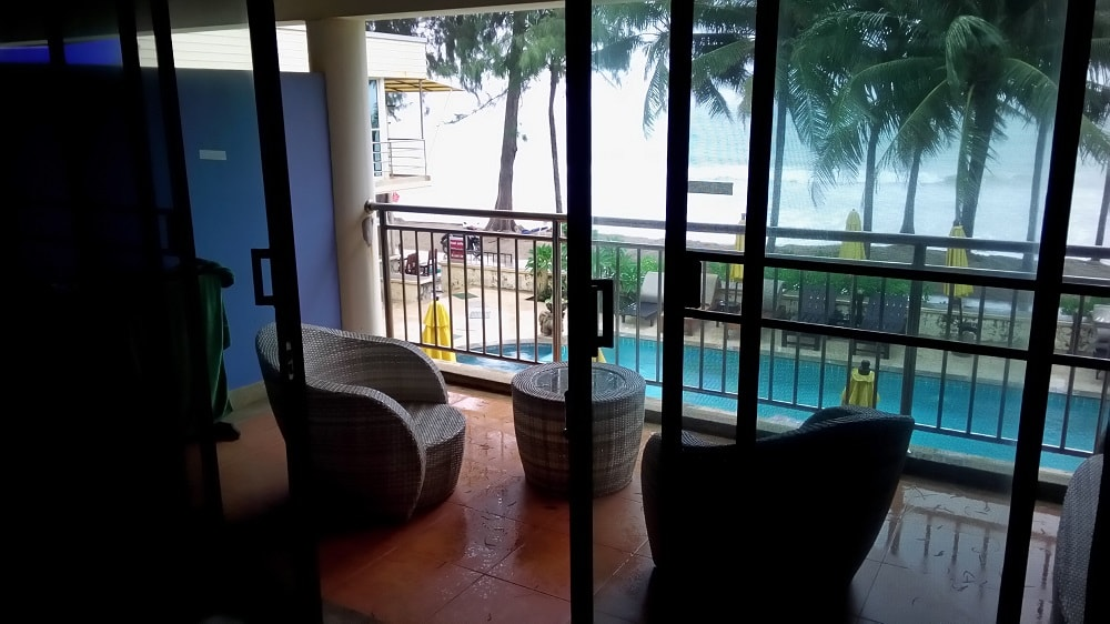 Kamala Beach Front Apartments