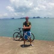 Paul at Koh Yao Noi