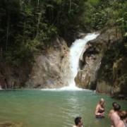 ton pariwat waterfall