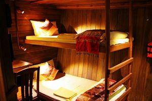 Diva liveaboard twin cabin