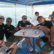 South Siam 3 dive masters