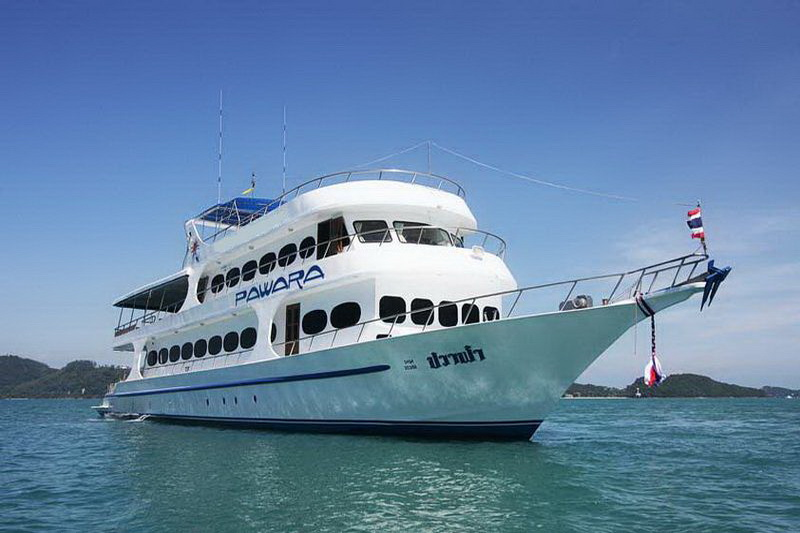 Pawara Similan Islands liveaboard