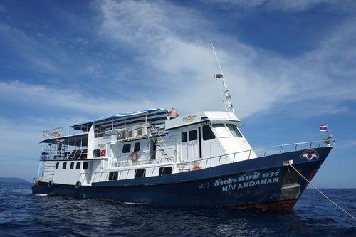 MV Andaman cheap Khao Lak liveaboard
