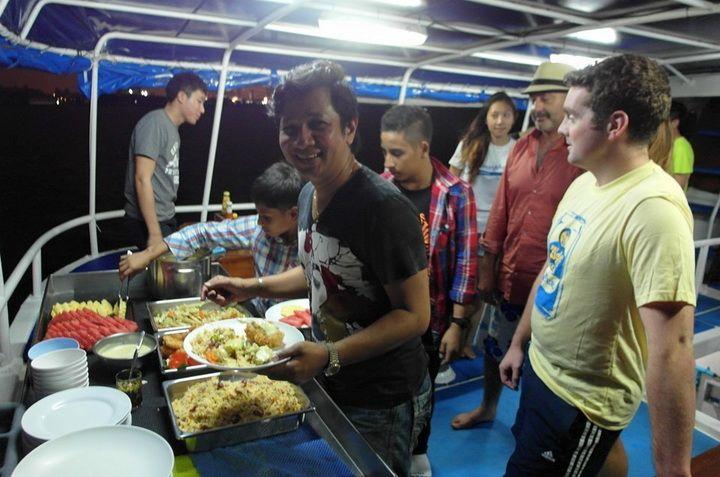 Andaman Tritan food