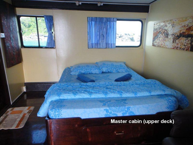 Oktavia master cabin