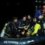 Peter Pan liveaboard tender