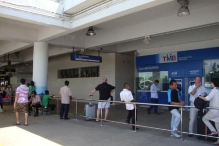 Phuket airport transfer meeting point