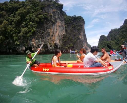 Sea Canoe Phang Nga Bay