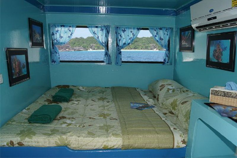 Similan Explorer double cabin